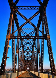 Big Four Railroad Bridge