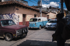 San cristobal, Mexique (Mika Lander) Tags: combi mexique vw xt2 xf23f14 fuji fujifilm chiapas voyage