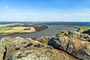 C2N_8994 (Clark Engbrecht) Tags: arkansas petitjeanstatepark arkansasriver barge nature outdoors rockformations heights