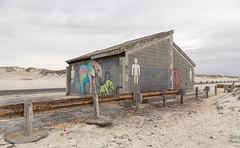 IMG_1951 (francois f swanepoel) Tags: abandoned abandonedspaces architecture atlanticocean concrete falsebay graffiti haikyo muizenberg overcast r310 rust strandfontein westerncape elephant