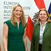 BM Kneissl empfängt Europaministerin von Irland McEntee