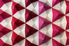 The Triangular Wall (gooey_lewy) Tags: colour pink white red triangle shapes wall symmetrical symmetry highlights low lights