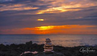 The Yoga of Balancing Stones
