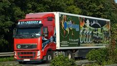 SRB - St Prevoz >Roger Descours Group< Volvo FH GL03 (BonsaiTruck) Tags: prevoz roger descours volvo lkw lastwagen lastzug truck trucks lorry lorries camion caminhoes