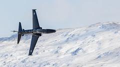 RAF Hawk (eric hughes 2014) Tags: aviation airplane jet hawk raf lowlevel lfa7 machloop landscape canon 7dmarkii 70200mmf28ii uk