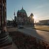 Sonnenstern am Berliner Dom (raschmichael) Tags: berlinerdom lustgarten mitte morgens sonnenaufgang