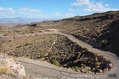 Route 66 (morbidtibor) Tags: usa arizona route66 66 oatman roadtrip desert road