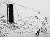 (saraconve) Tags: snow snowing black white blackandwhite bianco bnw biancoenero bw bn neve orme prints cold grain rumore noise disturbo nikon nikoncoolpix coolpix p600 tb throwback nikoncoolpixp600 nikonp600 digital digitale