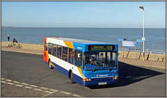 34648, Minnis Bay (Jason 87030) Tags: dennis dart pointer vantage view pole camera canon roof shot sea sunny cold morning february 2018 wall people boys girl bikes looking red white orange wheels shoot trigger release weather composition photo photos pic pics socialenvy pleaseforgiveme picture pictures snapshot art beautiful picoftheday photooftheday color allshots exposure focus capture moment vehicle publictransport driver margate birchington 33 hols holiday northdownpark destination service route fave