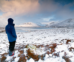 the secrets of the highlands (donnnnnny) Tags: scotland highlands ullapool snow ice mountains nature beautifull frozen