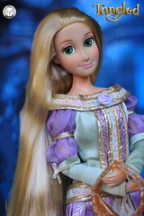 Never stop dreaming... (PrinceMatiyo) Tags: doll toyphotography disneystore disney rapunzel