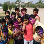Holi Playing (2)