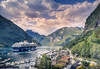 Cruise in the enchanted world (Sizun Eye) Tags: norway geiranger fjord cruise ship village scenic scenery mountains tourist travel sizuneye nikond750 tamron2470mmf28