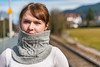Celtic Cowl (karlheinz klingbeil) Tags: cowl celtic schal stricken fashion knitting shawl mode knit celticcowl