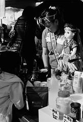 2017桃園市豐年祭_6 (Taiwan's Riccardo) Tags: 2017 taiwan bw 135film negative kodakdoublex5222 slr plustek8200i canonf1n fixed nikonlens seriese 50mmf18 桃園縣 青埔
