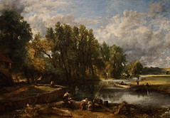 National Gallery - London (Magdeburg) Tags: national gallery london nationalgallerylondon nationalgallery nationalgalerie gemäldegalerie the galerie gemälde thenationalgallery city westminster central cityofwestminster centrallondon stratford mill stratfordmill john constable johnconstable mühle stratfordmühle
