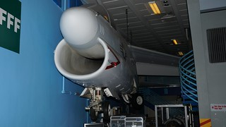 Ling-Temco-Vought A-7A-3b-CV Corsair II in Chicago
