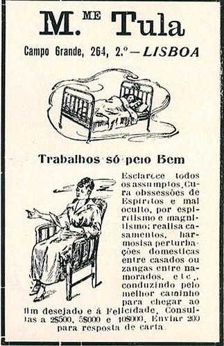 Publicidade antiga | 1919 | old advertising