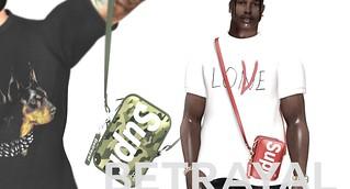 DEX Bag & T-shirt @ MANCAVE