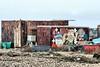 Art (Mrs Airwolfhound) Tags: dungeness canon edited vast ruins wrecks kent coast power station