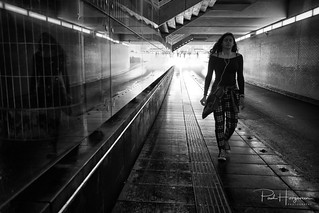Girl in tunnel (1)