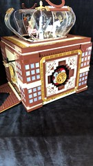Harry Potter Magical Creatures Music Puzzle Box (kjm161) Tags: lego moc harrypotter musicbox puzzlebox