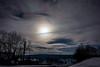 Mystical Stratus (Deutscher Wetterdienst (DWD)) Tags: himmel sky wolken clouds mystisch mystical irisieren iridescence naturwunder naturalwonders stratus undulatus lacunosous landschaft landscape winterlandschaft winterlandscape