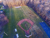 Where is Spring? (Matt Champlin) Tags: winter springtraining spring baseball field play life drone aerial green skaneateles flx dji djiphantom phantom4 2018
