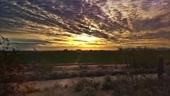 Sunrise (Lisa S. Baker) Tags: sunrise clouds landscape water arizona photography lisasbaker lisabaker bakerbackyardphotography beautiful gorgeous peaceful