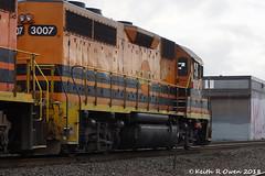 Train 663 (youngwarrior) Tags: train portland oregon pnwr portlandwestern gp392