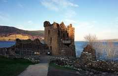 Urquhart Castle (FranArtPhotography) Tags: scotland highlands photography photo urquhart castle landscape lake loch ness water nature