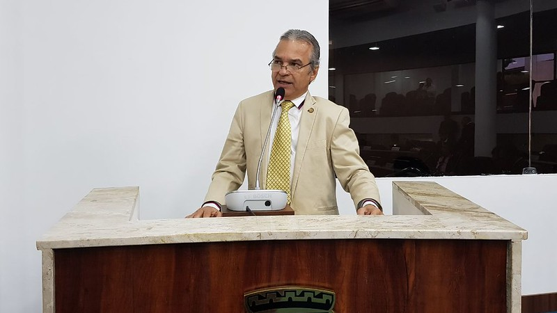 Vereador Dr. Eron Moreira (PP)