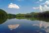 Minimal in Pontecosi (Darea62) Tags: landscape lake reflections nature clouds pontecosi pievefosciana garfagnana tuscany toscana panorama paesaggio hills trees minimal dam water mirror
