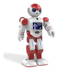 E1 Red/Black Voice Control Intelligent Humanoid Robot Can Programming Software APP Control Security Video Call For Child Education (1240306) #Banggood (SuperDeals.BG) Tags: superdeals banggood electronics e1 redblack voice control intelligent humanoid robot can programming software app security video call for child education 1240306