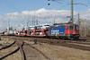 SBB Re 4/4 430 356 Basel Bad (daveymills31294) Tags: sbb re 44 430 356 basel bad 11356 baureihe cargo