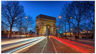 Arc de Triomphe [Explored 13-03-2018]