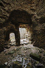 This Lime Kiln is All about the Base. (wilbias) Tags: lime kiln rural decay abandoned winter