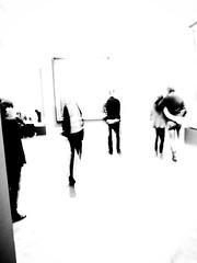 R0058646 (seba0815) Tags: ricohgrdiv grdiv grd monochrome bw museum rubens exhibition people overexposed seba0815 white blackwhite silhouette