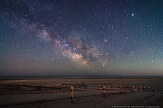 Milky Way on Whale Beach