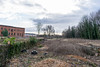 Looking away from Derby (d0mokun) Tags: derby england unitedkingdom gb friar gate station goods warehouse urbex abandoned decay urban railway