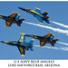 BLUE ANGELS FOUR SHIP (machtwoimages) Tags: f18 f18hornet usnavy blueangels usnavyblueangels lukedays lukedays2018 lukeafb lukeairforcebase lukeafbairshow canon7d canonaviation planespotting aviation