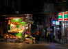 the last fruit stall in gage street... (hugo poon - one day in my life) Tags: xt20 35mm hongkong central gagestreet streetlife market fruit stall vanishing vanished citynight colours 7eleven scaffolding urbanrenewal ura city
