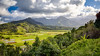 Hanalei Valley Overlook (cyrilarmstrong91) Tags: 25mm canonef1635mmf4lisusm canoneos6d hdr hanaleivalley hanaleivalleyoverlook hawaii iso800 kauai princeville usa amateurphotography beautiful bracketed bracketing clouds colorful daylight f11 field green handheld hills jungle landscape landscapephotography mountain mountains nature naturephotography natureview noon overcast pacific peaceful scenery summer travelphotography tree trees valley view viewingpoint water wideangle unitedstates us