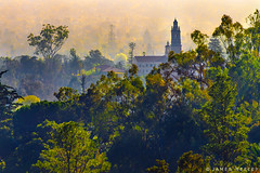 Rolling In (James Neeley) Tags: california santabarbara missioncanyon fog jamesneeley