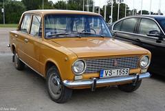 "Lada 1200S  ""Shiguli ""VAZ-2101 / ВАЗ-2101 Жигули (peterolthof) Tags: riga rīga peterolthof lada1200 vaz2101"