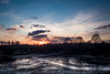 DSCF7296-2018 (www.altglas-container.de) Tags: himmel landschaft rheinhausen sonnenuntergang wolken baum bäume duisburg eis hochwasser rhein asterlagen rheindeich