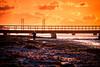 By the beach (Maria Eklind) Tags: ribban beach malmö strand ribersborgsstranden kanal city water öreund weather sweden winter skånelän sverige se