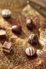 Praline (Stefania Casali) Tags: chocolate chocolatecandy candy chocolatetruffle dessert closeup sweetfood food brown nopeople backgrounds gourmet macro milkchocolate decoration snack darkchocolate dark cacaofruit colorimage everypixel
