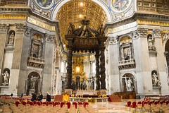 The Light (M Malinov) Tags: stpetersbasilica vatican vaticano roma rome roman italy italia city capital lazio basilica cathedral catholic ватикана италия рим столица катедрала базилика ngc