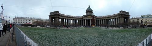 Казанский собор ©  ayampolsky
